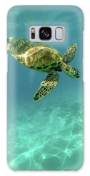 Tortoise Galaxy Case by Happy Home Artistry