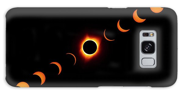 Total Eclipse 2017 Galaxy Case