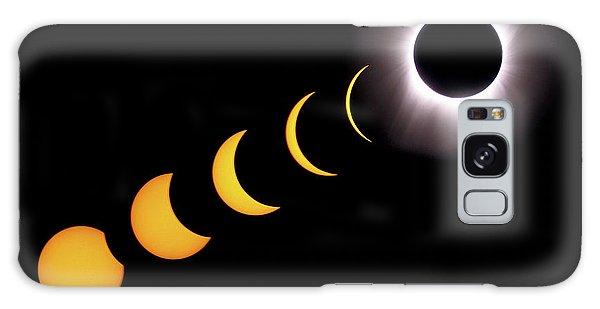 Total Eclipse Sequence, Aruba, 2/28/1998 Galaxy Case