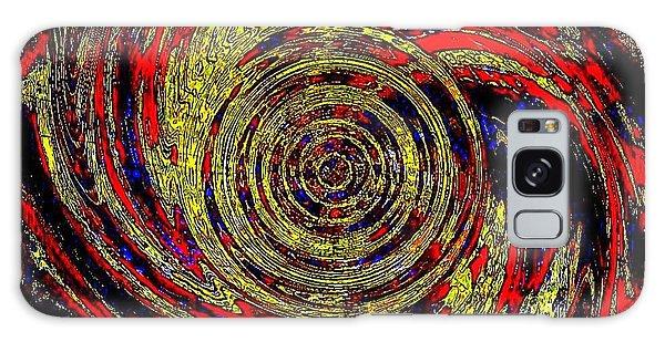 Total Water Swirl Effect  Galaxy Case