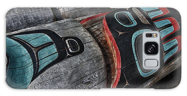 Totems Horizontal Galaxy Case by Gary Warnimont