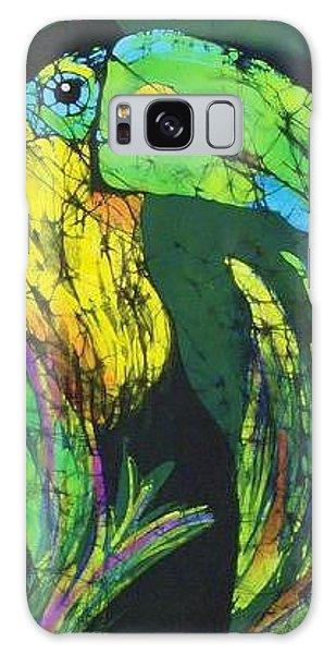 Toucan Fine Art Batik Galaxy Case