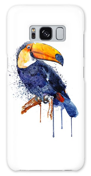 Toucan Galaxy S8 Case - Toucan by Marian Voicu