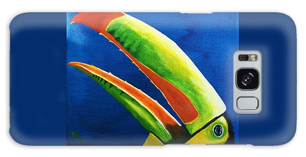 Toucan Play This Game Galaxy Case
