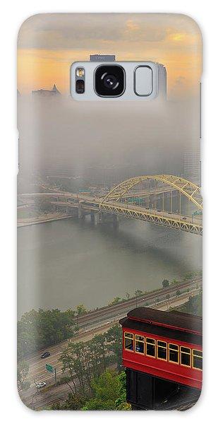 Touch Of Fog  Galaxy Case