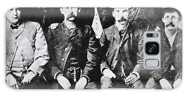 Tough Men Of The Old West Galaxy Case