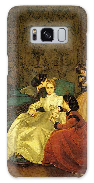 Toulmouche Auguste The Reluctant Bride Galaxy Case