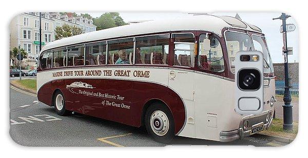 Tour Bus Galaxy Case