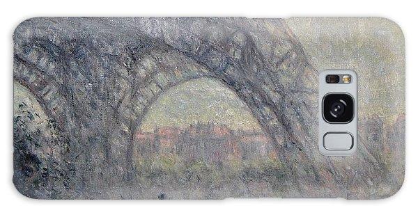 Paris , Tour De Eiffel  Galaxy Case by Pierre Van Dijk