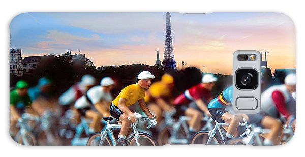 Tour De France Galaxy Case