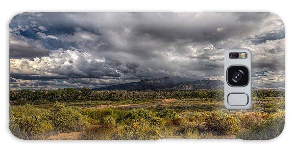 Towards Sandia Peak Galaxy Case