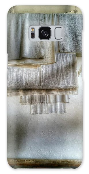 Towels And Sheets Galaxy Case