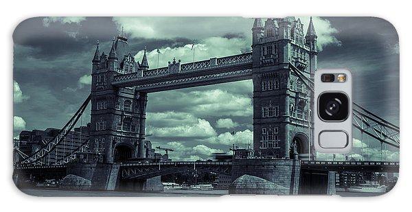 Tower Bridge Bw Galaxy Case