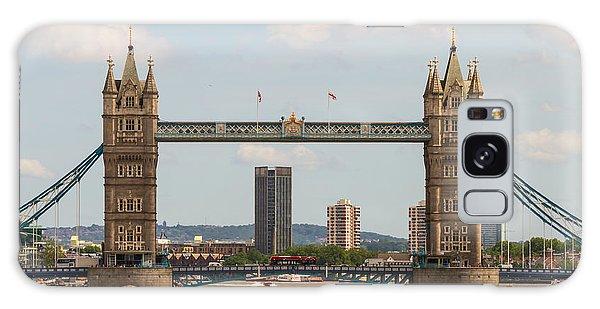 Tower Bridge C Galaxy Case