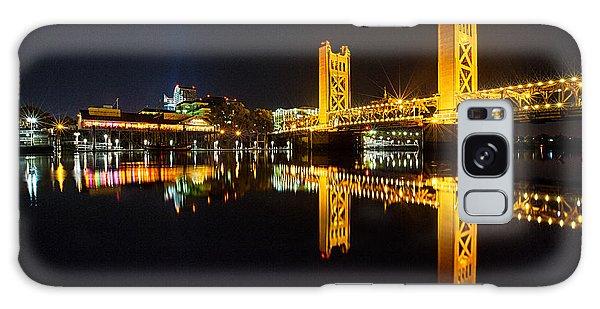 Tower Bridge Sacramento Galaxy Case