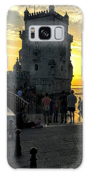 Tower Of Belem Galaxy Case