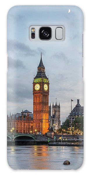 Tower Of London In The Moonlight Galaxy Case