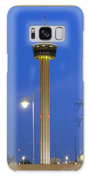 Tower Of The Americas Galaxy Case