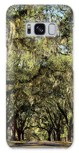 Towering Canopy Galaxy Case