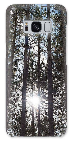 Towering Pines Galaxy Case