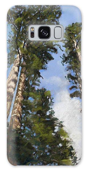 Towering Sequoias Galaxy Case