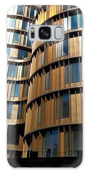 Towers In Copenhagen Galaxy Case