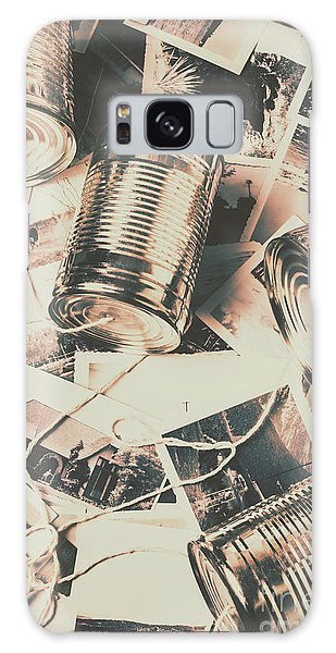 Technology Galaxy Case - Toy Telecommunications by Jorgo Photography - Wall Art Gallery