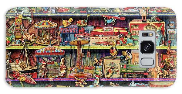 Horizontal Galaxy Case - Toy Wonderama by MGL Meiklejohn Graphics Licensing