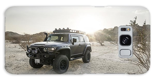 Toyota Fj Cruiser In Saudi Arabia Galaxy Case