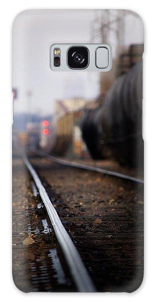 Track Life Galaxy Case