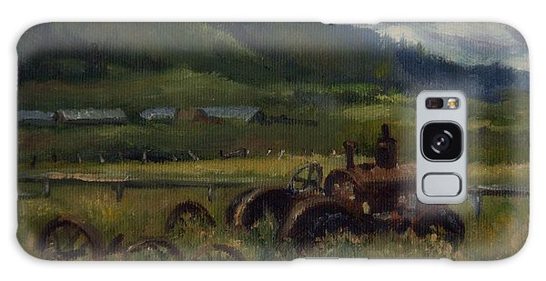 Tractor From Swan Valley Galaxy Case
