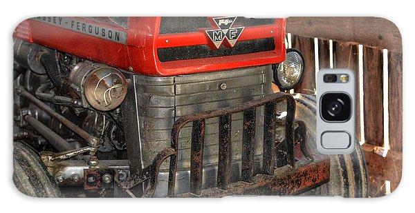 Tractor Grill  Galaxy Case