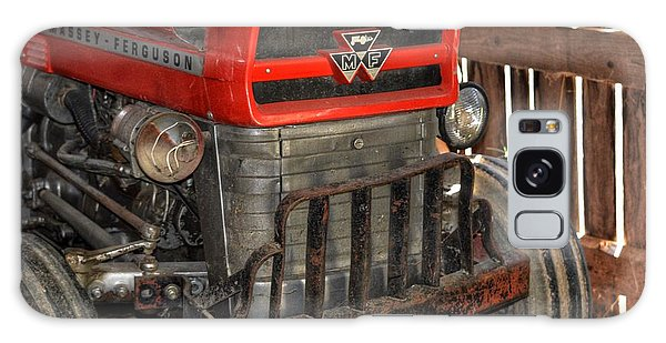 Tractor Grill  Galaxy Case