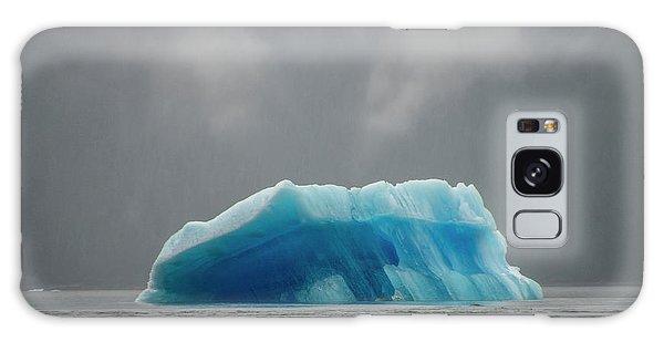 Iceberg - Tracy Arm Fjord Galaxy Case