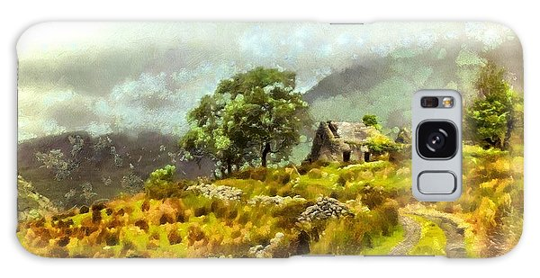 Traditional Ireland Galaxy Case