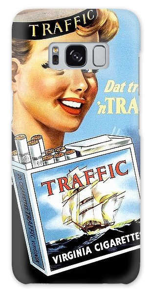 Traffic Cigarette Galaxy Case