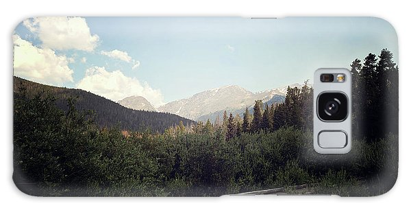 Trail Ridge Road Galaxy Case