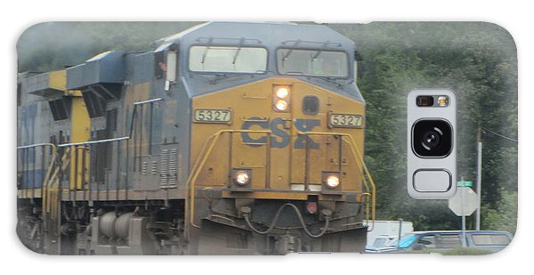 Train At Folkston 2 Galaxy Case