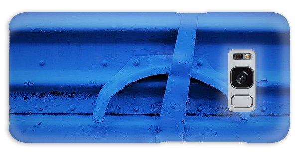 Blue Boxcar Bracket  Galaxy Case