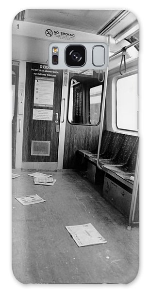 Train Car  Galaxy Case