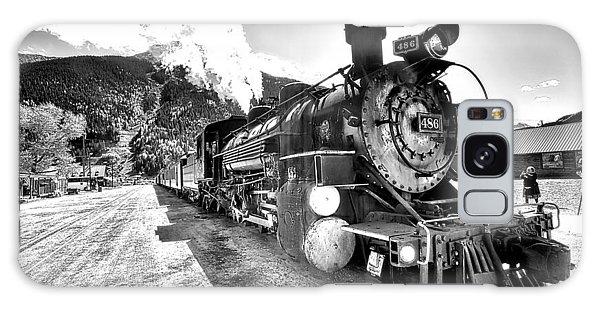 Train Nin Silverton Colorado Galaxy Case