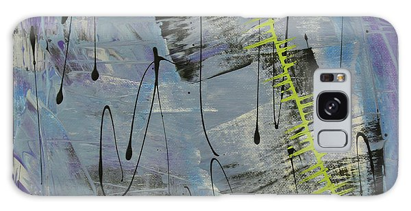 Tranquil Dream II Galaxy Case by Cathy Beharriell