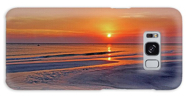 Tranquility - Florida Sunset Galaxy Case by HH Photography of Florida