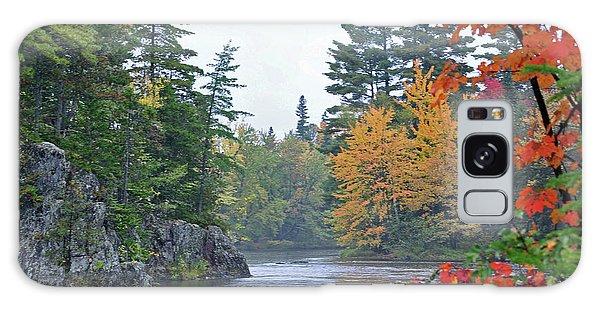 Autumn Tranquility Galaxy Case by Glenn Gordon