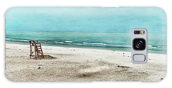 Tranquility On Tybee Island Galaxy Case
