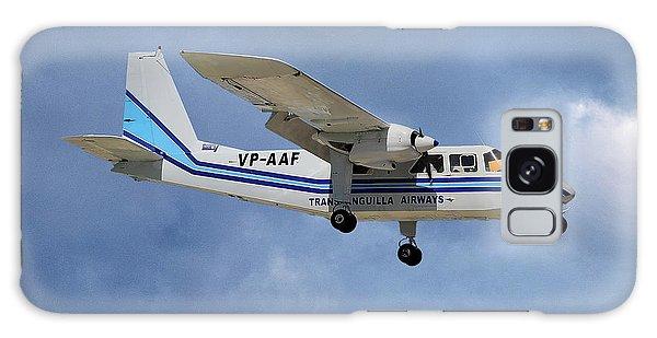 Islanders Galaxy Case - Trans Anguilla Airways Britten-norman Bn-2b-21 Islander 117 by Smart Aviation