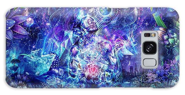 Earth Galaxy Case - Transcension by Cameron Gray
