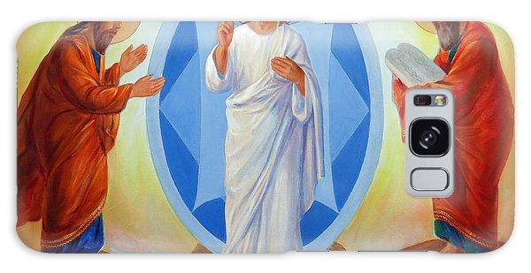 Transfiguration Of Jesus Galaxy Case
