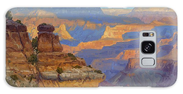 Grand Canyon Galaxy S8 Case - Transient Light by Cody DeLong