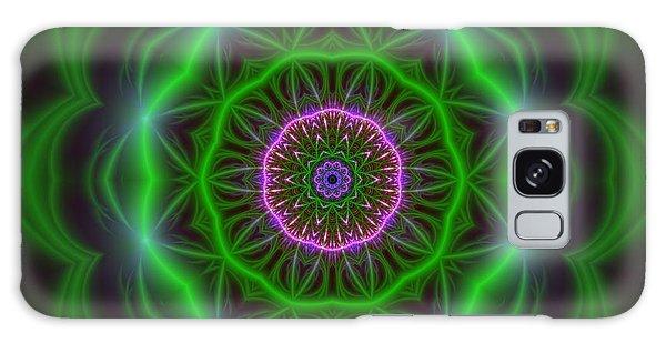 Transition Flower 10 Beats Galaxy Case by Robert Thalmeier